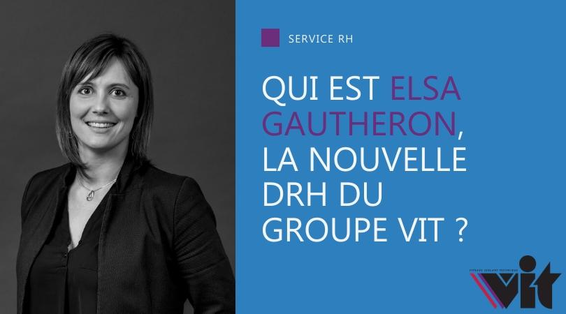 ITW Elsa Gautheron - VIT spécialiste du vitrage pour les professionnels